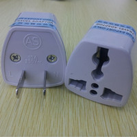 US electrical connector - High Quality Travel Charger AC Electrical Power UK AU EU To US Plug Adapter Converter USA Universal Power Plug Adaptador Connector
