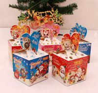 Wholesale New Gift Wrap Box Christmas gift box packaging supplies Event Party Supplies Festive Party Supplies Halloween carton packaging