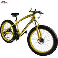Wholesale Altruism Inch Ebike New Top Quality Wide Fat Tire Bicicleta Mountain Bike Bicycle Speed Snow Beach Bicicletas Mountainbike