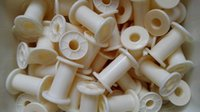 Wholesale Empty Plastic Spools for Rolling Wire dia59x83mm