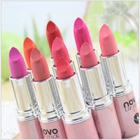 beauty element - Colors Carrot Element Nutritious Lipsticks Glossy Set Fashion Women Beauty Makeup