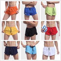 Wholesale Mfm015 Fashion men s best gift Polyester material leisure surf board shorts beach shorts swim pants swimwears swimming trunks running shorts