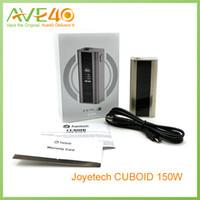 Ipv d3 Prix-Joyetech Cuboid 150w Mod Temp-SS316 Mode 150w Big Out Put Le meilleur assortiment avec Joyetech Cubis Tank VS <b>IPV D3</b>