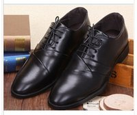 Cheap Men Men's leather shoes Best Oxfords Spring and Fall Wedding shoes