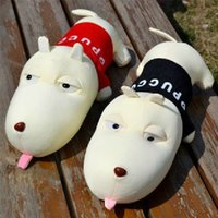 Wholesale 2014 Big Mouth Dog New Auto Car Accessories Doll Decoration Bamboo Charcoal Air Freshener PHM026