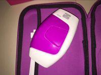 Wholesale DHL New House hair removal Laser Mini Hair Epilator HPL System Light Pulses For Bikini Face body