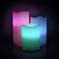 Wholesale New Arrival new LED candle wireless remote control lights wedding favors gifts event party supplies