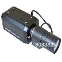 Cheap HD 960H 700TVL Effio-P Sony CCD CCTV Security Surveillance Varifocal Box Camera OSD WDR HLC 6-60mm Auto Iris CS Lens