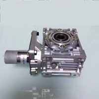 Wholesale Solar Power DC Gear Motor Torque Worm Gear Motors PV Cookers Dedicated Motor Free Delivery