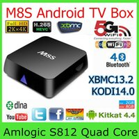 Cheap M8 TV BOX Best M8S Smart TV Box
