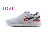 olympic flag - 2015 Roshe Run American Flag Shoes London Olympic Mens Womens Rosherun sporting running Breathable Sneakers shoes