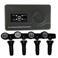 Wholesale TPMS Car Tire Pressure Monitoring System High Light OLED Screen Inner Sensors Tyre Pressure SCYF0513