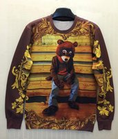 No american apparel hoody - Raisevern star love D sweatshirt miley cyrus tupac bear minions printed women hoody american apparel