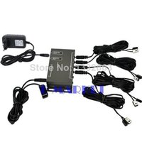 Wholesale 2014 new IR Repeater Kit Hidden Infrared Remote Extender Emitters Receiver amp Retail TK0150 A