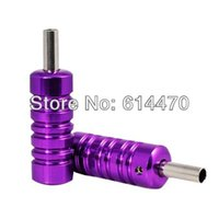 aluminum alloy tube suppliers - Mix Color Aluminum Alloy Tattoo Grips Tubes For Tattoo Supplier