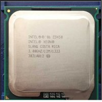 Wholesale E5450 Desktop computer Accessories CPU GHz LGA MB w Processor Quad core Other Computer Products Motherboards