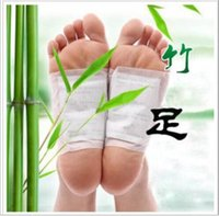 detox foot - 1 Set Pack Feet Care Detox Foot Patch Improve Sleep Slimming Foot Patches Feet Care Stickers Genuine