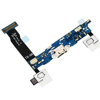 Wholesale 30PCS OEM Charging Charger Dock Port USB Flex Cable For Samsung Galaxy Note N910A N910P N910V free DHL