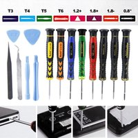 Wholesale US STOCK New in Multi Repair Tool Box Magnetic Opening Tools Kit Screwdriver for Iphone Smartphone Laptop Hand