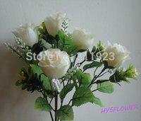artificial flowr - artificial flowr bush with high quality flower