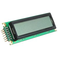 Wholesale Newest High Quality Best Price White Backlight Wide Angle x2 Character LCD Display Module