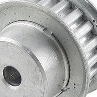 belt pitch - FS Hot Double Flange XL Type quot Pitch Tooth Groove Belt Timing Pulley order lt no track