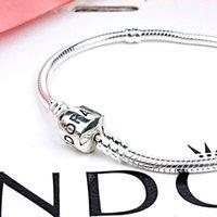 Cheap 925 sterling silver chain Best pandora bracelet