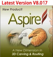 Wholesale Latest Version Vectric Aspire V8 For Win bit Support For Multi Language Working Fast Shipping