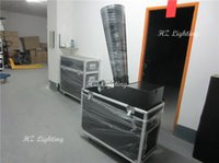 Wholesale High Quanlity PC Only Co2 Confetti cannon machine Flycase Co2 Gas Confetti Machine Manual Control with Gas Pipe