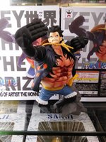 ape collection - Fourth Gear Luffy One Piece Anime SPECIAL Figure SC Styling Ape King Gun PVC Action Figure Domingo Part Collection Toys