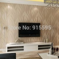 abstract wallpaper backgrounds - High Grade Luxury Abstract Flame D Embossed Thick Non Woven Wall Paper Suede Texture TV Background Wall Covering Wallpaper