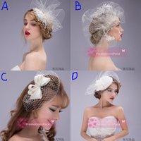 Cheap Designer Beautiful Women giftBridal Accessories Four Mixed Styles Romantic Cute Amazing Cheap Modern Accessories For brides Hair Accessories