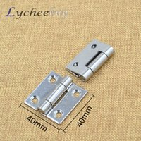 Wholesale 1 Pair Door Hinges x mm Stainless Steel Butt Hinges Marine Grade