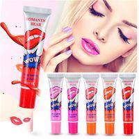 baby balm - Brand Nutritious Lipstick Makeup Peel off Lasts For h Magic Lip Tattoo Lip Gloss Baby Lips Waterproof Moisturizing Lip Balm