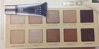 best eyeshadow primer - Makeup LORAC PRO eyeshadow Palette UNZIPPED palettes color Eye shadow With Eye Primer best quality