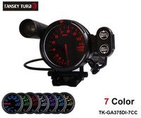 Wholesale Tansky Defi quot STEPPER MOTOR TACHOMETER AUTO GAUGE CAR METER color Default color RED TK GA375DI CC