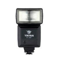 Wholesale Brand New Manual Electronic Flash Light Mini Speedlight Hot Shoe Speedlight for Nikon Canon Pentax Olympus DSLR Cameras order lt no track