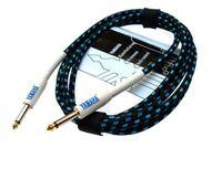 amplifier speaker connections - 8pcs M Instrument mm Audio Connection Cable Cord For Guitar Bass Amplifier Speaker