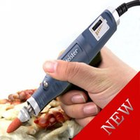Wholesale new V Electric engraving pen mini chisel miniature electric hand drill grinding polished engraving