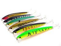 best bass tackle - 2015 best selling CM G fishing lures fishing bait minnow bass lure fishing tackle isca artificial wobbler FYE009