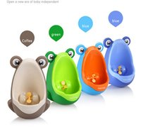 Wholesale Authentic Baby Stand Of Implement Children s Urinal Baby Time Cute And Lovely Style Open The Baby Independent New Era Heat Selling In
