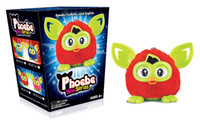Unisex furby - Mini Furby Boom Plush Toy Talking Phoebe Firbi Elves Recording Pelucia Electronic Toys Gift for Kids Children Christmas CW0336