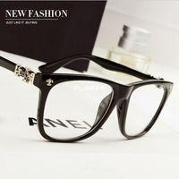 Wholesale new big brand style vintage women s glasses frames fashion men eyeglasses ladies reading glasses