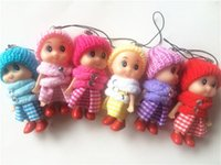 bagged shavings - 2015Hot Mini Lucky Doll CM Sale Key Pendant Beautifully Rich Color Detailed Confused Dolls With for your Phone or Bag Fashion