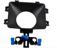 Wholesale 2015 new arrives Sunshade Matte Box for mm Rail Rod for DSLR DII D D90 D D lens from mm to mm D864