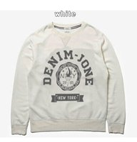 best mens graphic t shirts - denim jones west sweatshirts High Quality logo best graphic t shirts top mens COTTON pigalle yeezus cotton hoodies tee