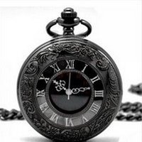 steampunk - steampunk atmos clock Vintage Pocket Watch Quartz Women Men Best Gift vintage watch antique big size quartz watch