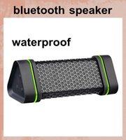 home stereo speaker - EARSON ER151 Wireless Bluetooth Car Home W Stereo Speakers Waterproof Dust Proof Shockproof Speaker For iphone6 s samsung iPod MIS060