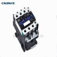 Wholesale CJX2 A switches AC contactor voltage220V V V V Electrical Equipment Supplies Contactors