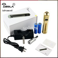 vamo kit - Tesla Advanced Vaporizer Starter Kit Tesla Mod Kit V V Variable Voltage with OLED Display vs VAMO V6 Ludovico Aspire Premium Kit